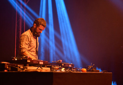 Dave Tompkins at Shift Festival 2011
